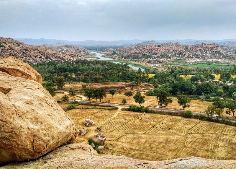 View from Anjaneya Hill