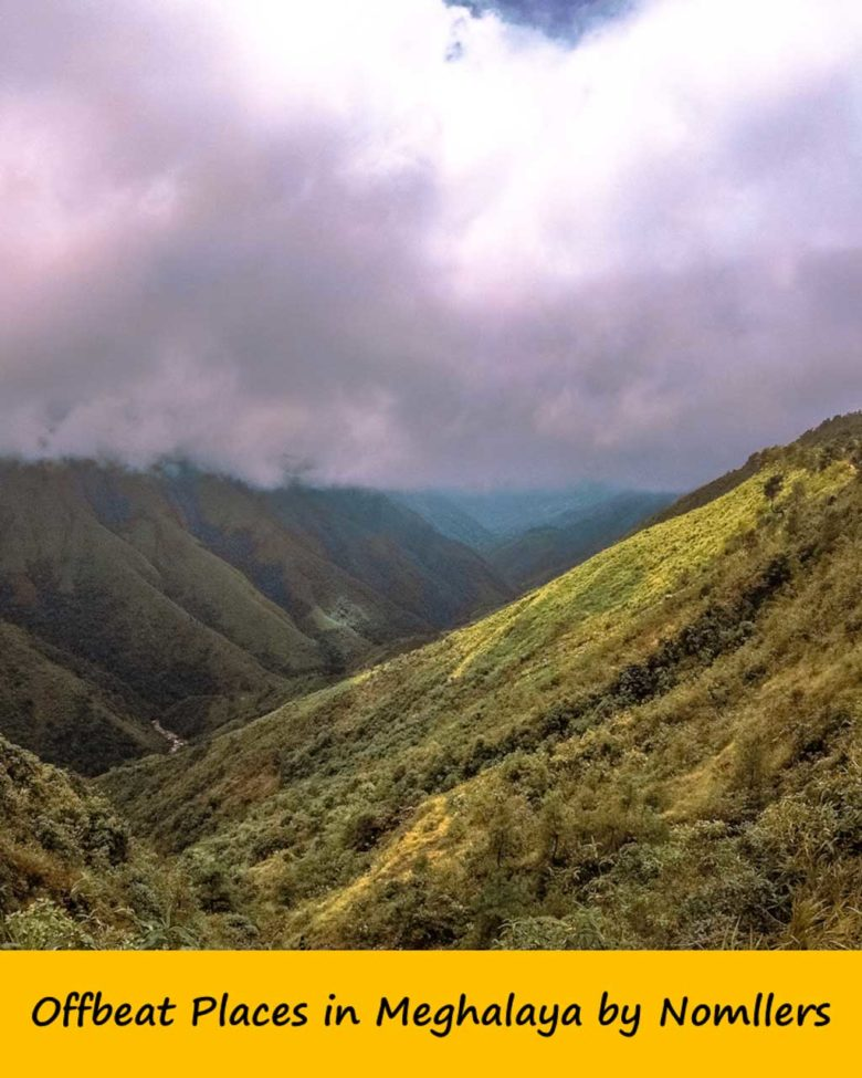 Offbeat Places in Meghalaya