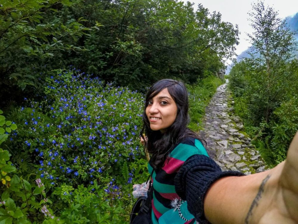 Valley of Flowers Trail