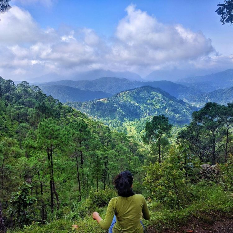 Lansdowne, Hill Stations in India