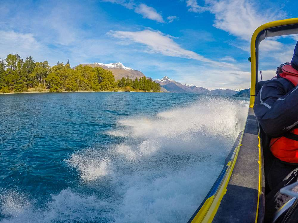 Jet Boating in Queensland