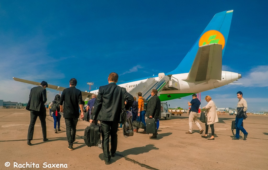 Flights to Almaty City