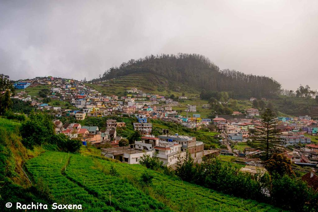 Ooty Hill Station Itinerary