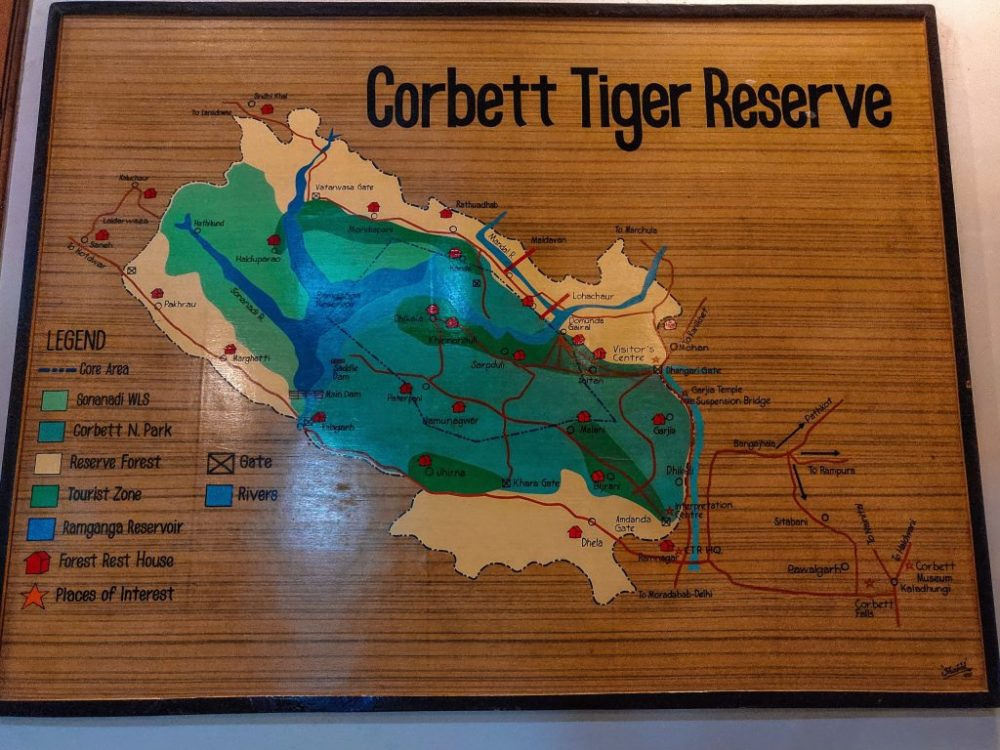 Jim Corbett Trails