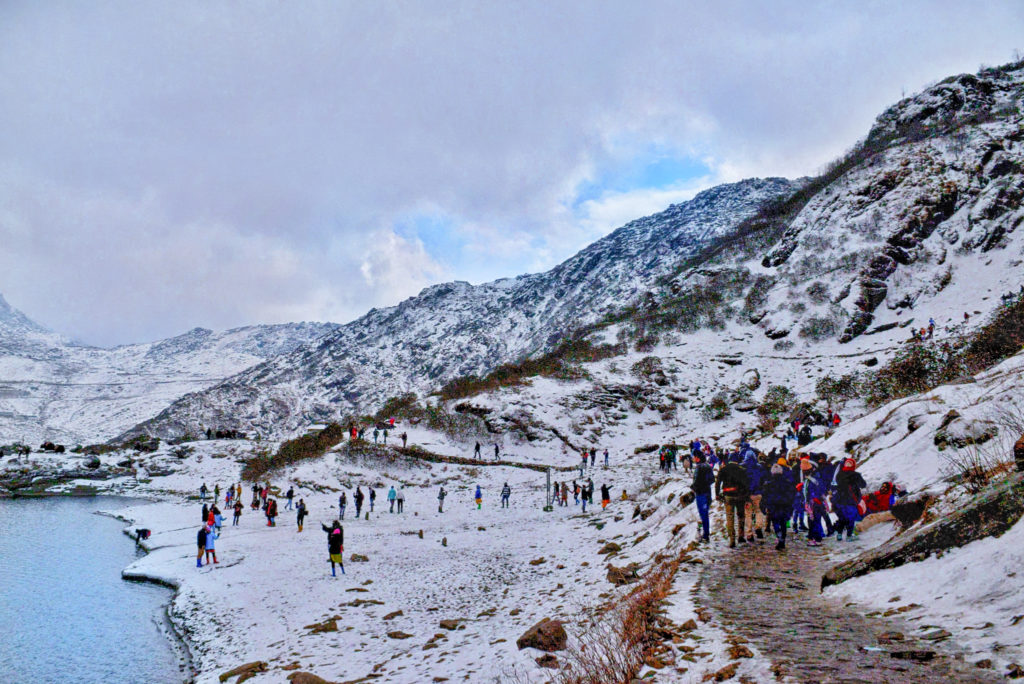 Tsomgo Lake, places to visit in sikkim