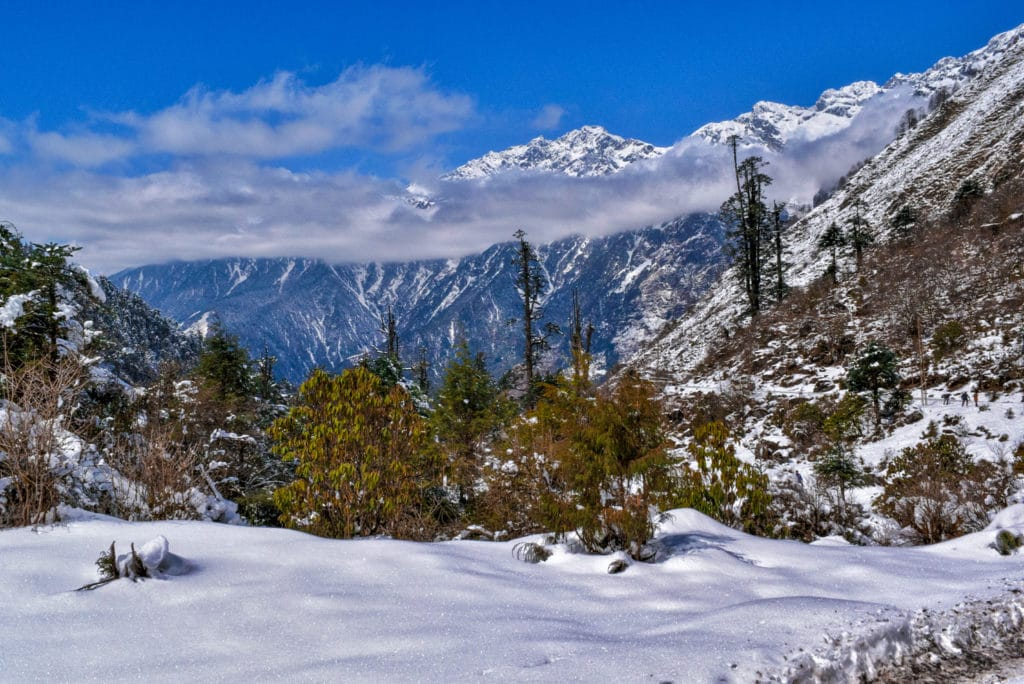Katao, places to visit in north sikkim