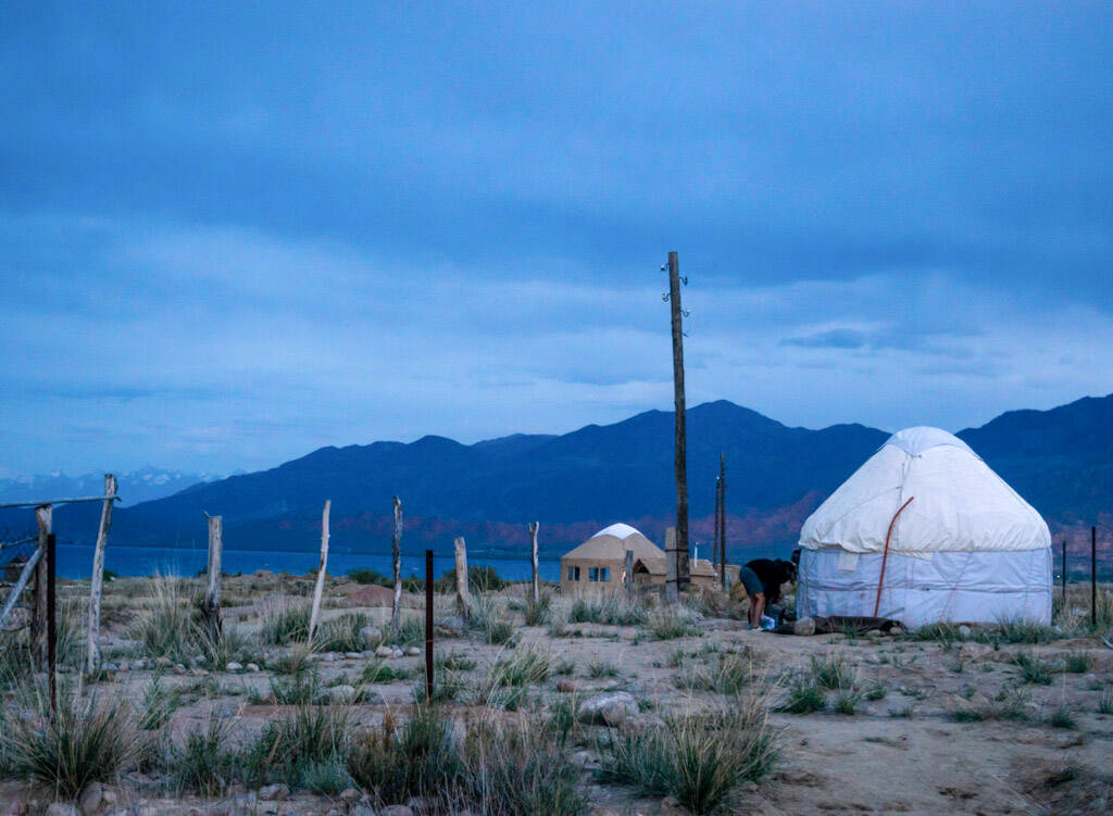 Bel Tam Yurt Camp