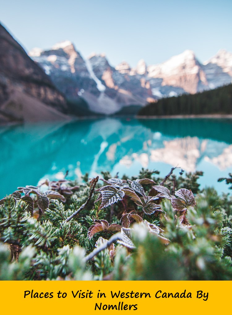 places to visit in western canada